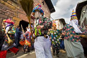 Carnavales 2016 en Navarra