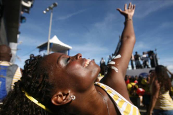 Carnaval de Salvador de Bahia