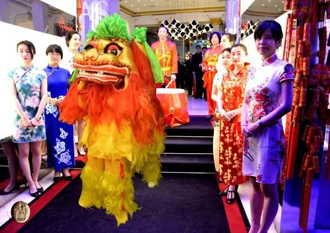 El año chino en el Casino (Gran Vía Madrid)
