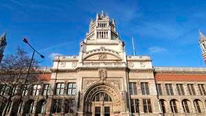 Pink Floyd en Victoria and Albert Museum de Londres