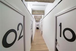 Hotel Zerupe de Zarautz, primer hotel en España en implantar el acceso a sus habitaciones mediante códigos QR.