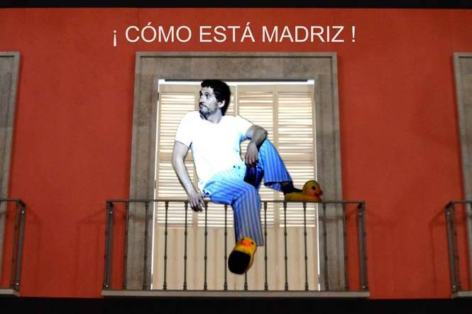 ¡Cómo está Madriz! En la Zarzuela…
