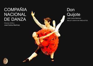 La CND estrena en Madrid el Ballet 'Don Quijote'