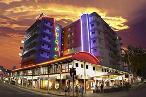 Darwin: Darwin Central Hotel