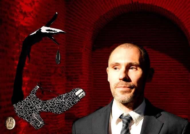 ENTREVISTA: El artista plástico David Vaamonde, pasión por España