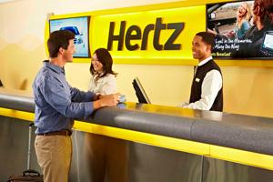 Nuevos descuentos de Hertz para sus socios