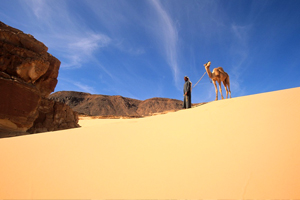 Viaja por los desiertos egipcios como un beduino