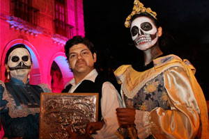 5 destinos para vivir el Día de Muertos en México