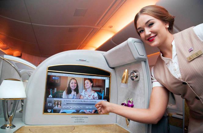 Éxitos de YouTube, ahora en el entretenimiento a bordo de Emirates