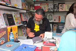 MAX: Dibujante y autor de comics