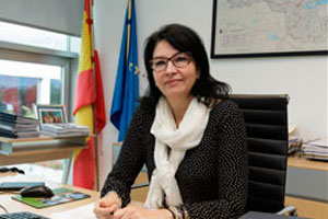 Eva Bartolomé, Directora General de Turismo de Cantabria