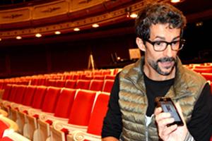 Entrevista a José Carlos Martínez (director de la Compañía Nacional de Danza)