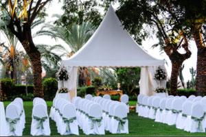 Hotel Botánico: un lugar para eventos con clase