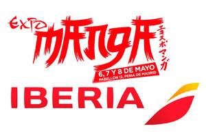 Expomanga e Iberia, unidos para acercar Madrid y Japón