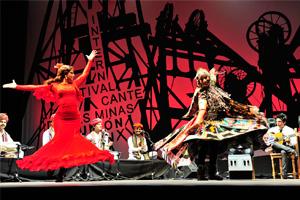 Festival Cante de las Minas