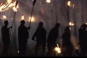 Fiestas del fuego del solsticio de verano en los Pirineos, reconocidas Patrimonio Cultural Inmaterial de la Humanidad de la UNESCO
