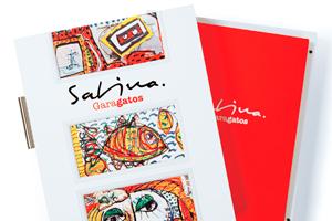 El colega Sabina saca un libro que cuesta 2.100€