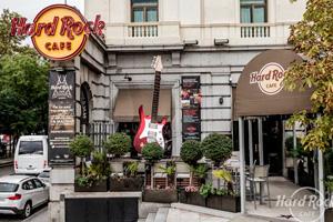 Hard Rock Café Madrid en las fallas de Valencia