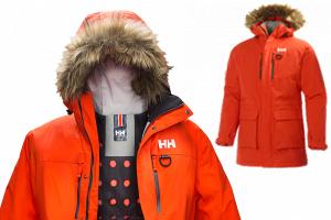Arctic Legacy H2 Flow Parka: la primera parka casual para autoregular la temperatura corporal