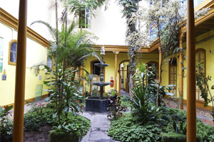Lima: Gran Hotel