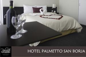 Lima: Hotel Palmetto