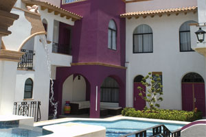 Taxco de Alarcón: Hotel Pueblo Lindo