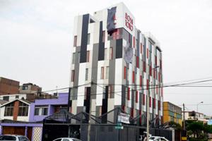 Lima: Hotel Rosa Toro