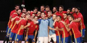 Selección Española para la Eurocopa 2016
