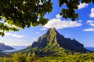 Las islas de Tahití