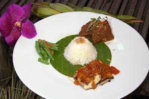 Alta cocina Indonesia, de nuevo en Intercontinental Madrid