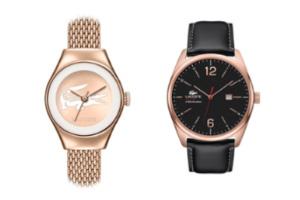 Especial viajes con clase con Lacoste watches