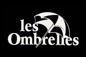 La Haya: Restaurante Les Ombrelles