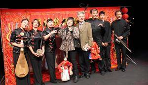 Las marionetas de Taiwán celebran la primavera en el festival de títeres Titirimundi