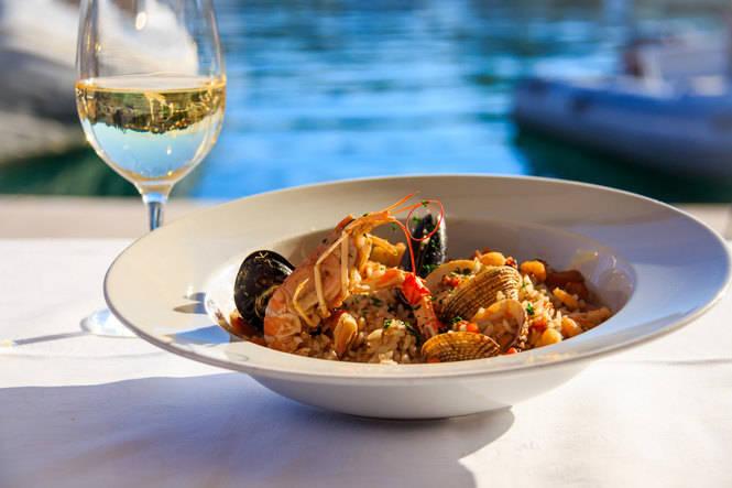 Las 8 ciudades europeas con la puntuación más alta en gastronomía