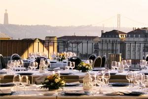Las 10 mejores terrazas para disfrutar de Lisboa desde las alturas