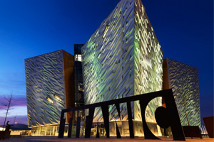Revive la historia de Titanic en Belfast