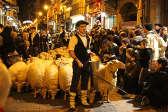 Citas para vivir una Navidad mágica en Navarra