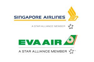 Singapore Airlines y EVA Air amplían sus operaciones