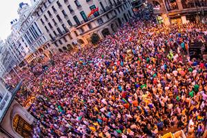LA GRAN FIESTA DE MADRID ORGULLO DEL 1 AL 5 DE JULIO