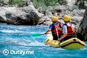 Outify.me, el 'Booking' del Turismo de Aventura
