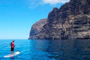 Naturaleza + deporte = Tenerife