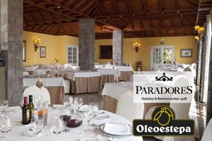 Oleoestepa aumentará la calidad culinaria en los servicios de restauración de Paradores