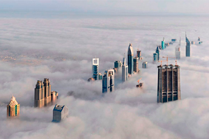 La vuelta al mundo en 30 fotografías tomadas desde un globo aerostático