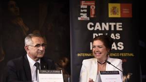 Presentado en Madrid la 57º Edición del Festival del Cante de las Minas
