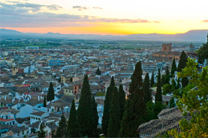3 planes para visitar Granada en Julio