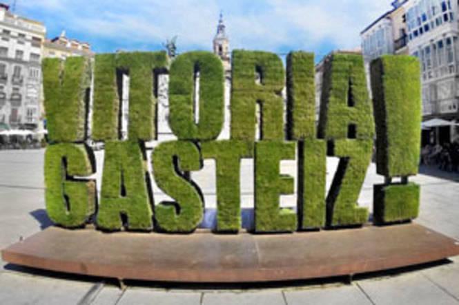 Vitoria-Gasteiz consigue el récord de la tortilla de patatas más grande del mundo