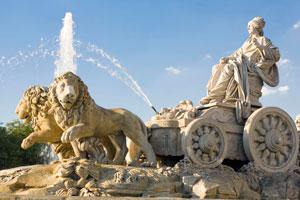 Madrid consigue récord de turistas en Abril
