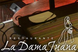 Lima: Restaurante La Dama Juana