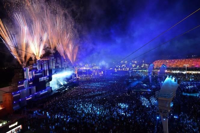 La música en vivo incentiva el turismo en Brasil