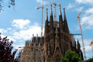 En 2026 la Sagrada Familia estará terminada